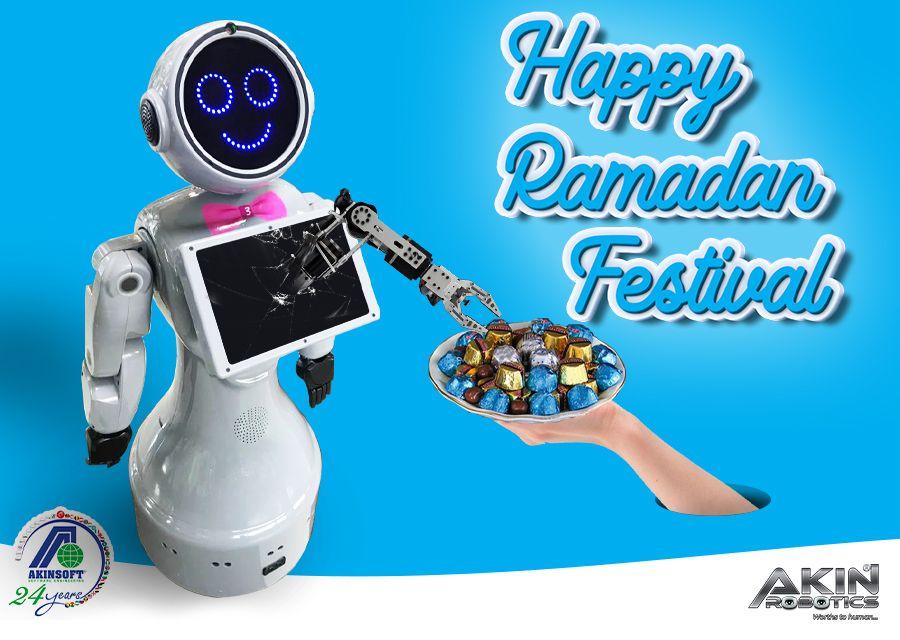 AKINSOFT and AKINROBOTICS Chairman of the Board PhD Ozgur AKINs Ramadan Feast Message