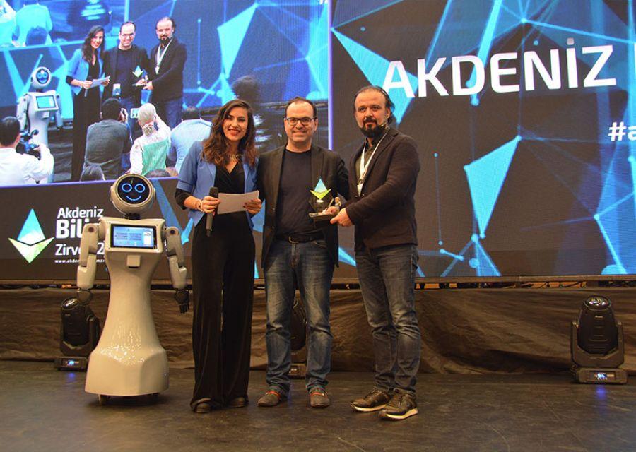 Dr Ozgur AKIN at the 4th Mediterranaen IT Summit - 8
