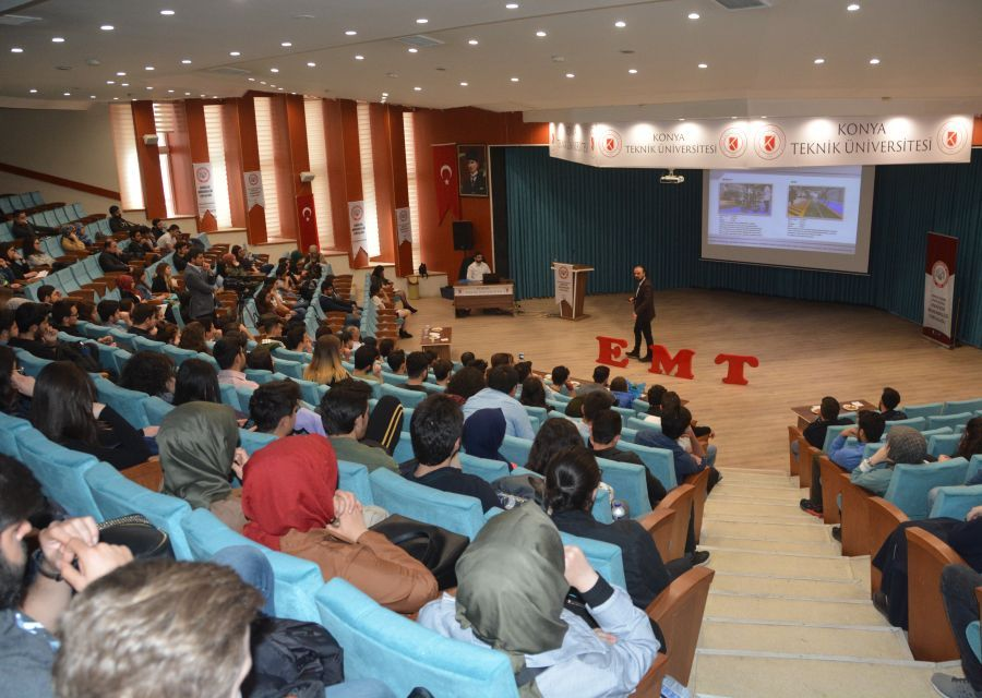 Ozgur AKIN PhD Was The Guest of Meeting of Giants Event - 7