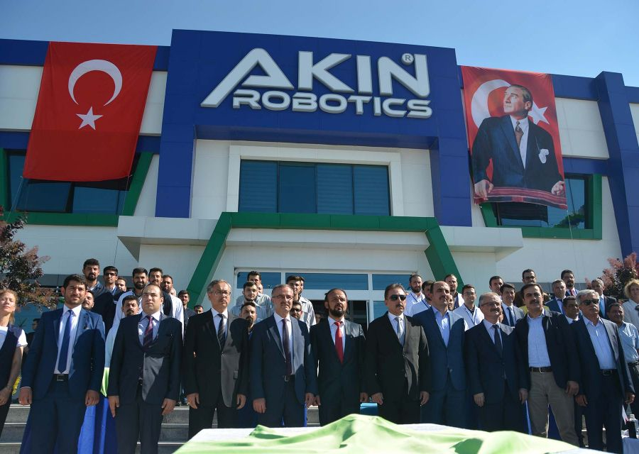 The 10th Anniversary of AKINROBOTICS has been Celebrated with Active Participation - 3