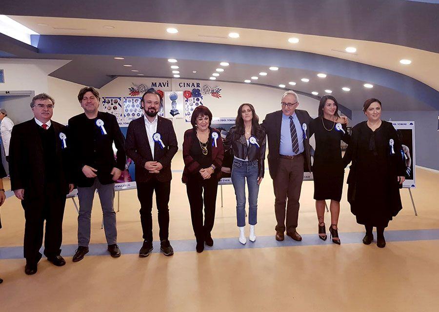 Best Science Study of the Year Award Goes to Özgür AKIN - 7