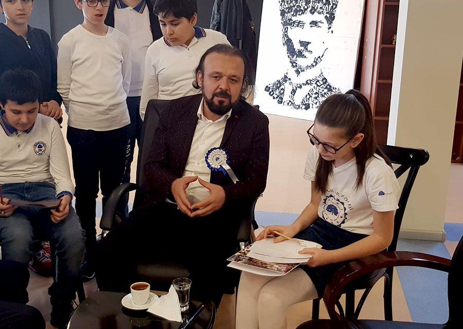 Best Science Study of the Year Award Goes to Özgür AKIN - 3