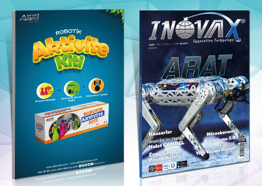 The 46th Issue of INOVAX Has Been Published
