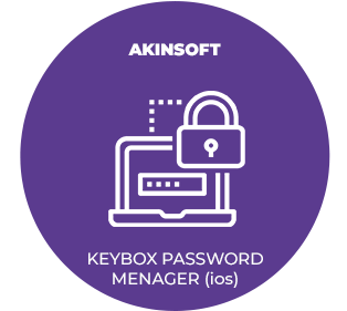 AKINSOFT KeyBox Password (IOS)