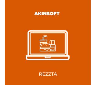 AKINSOFT Rezzta Online Restoran Otomasyonu