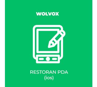 AKINSOFT Wolvox Restoran IOS