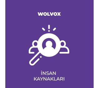 AKINSOFT Wolvox İns.Kaynakları